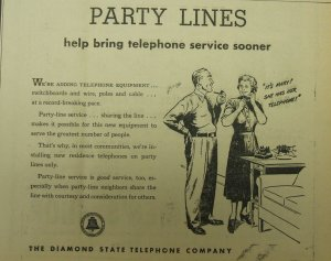 Party line 2